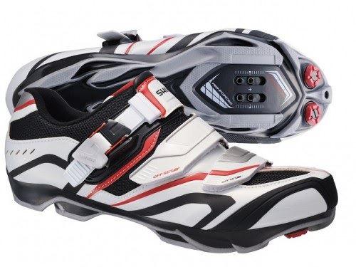 Buty SHXC60 białoczarnoczerwone roz. 45
