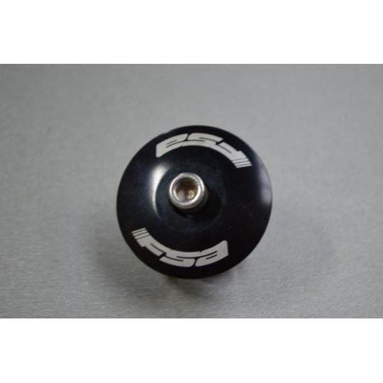 Gwiazdka FSA 1.5 Star nut, Alloy Black  (TH-985-1)