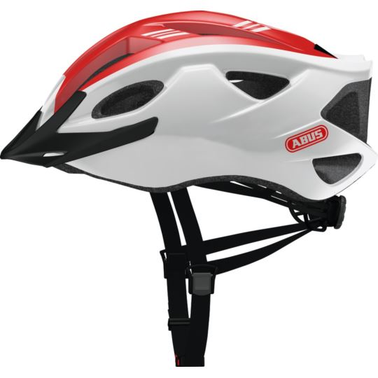 Kask Abus S-Cension race red L