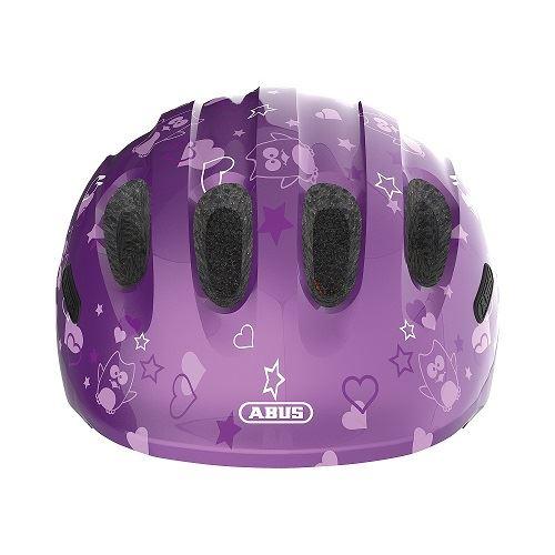 Kask Abus Smiley 2.0 purple star rozmiar S i M