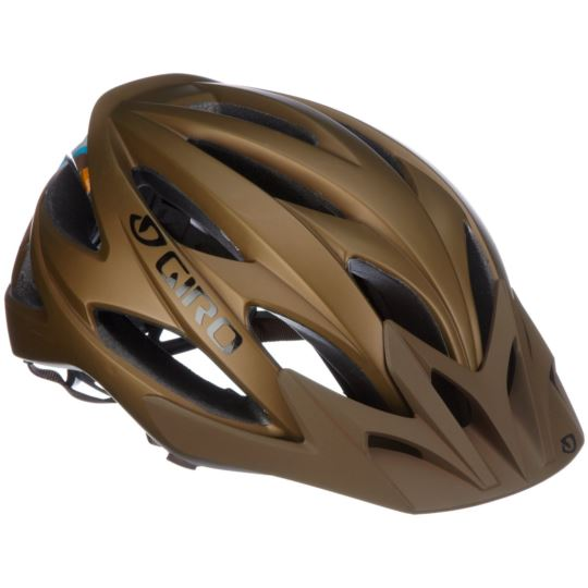 Kask Giro Xar Brown Orange Bars M