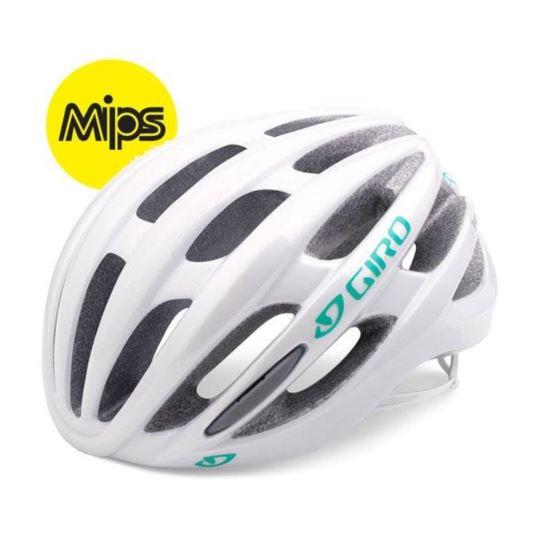 Kask Giro Saga MIPS White Pearl S