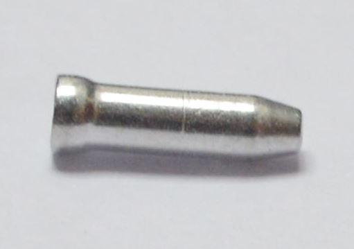 Końcówki linki przerzutki 1,2mm