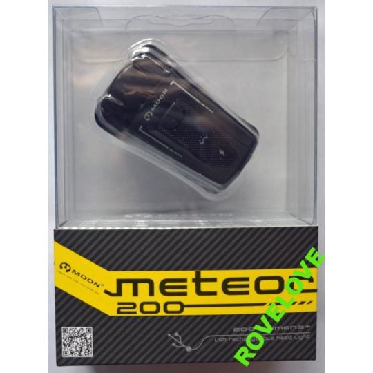Lampka przód MOON METEOR 100