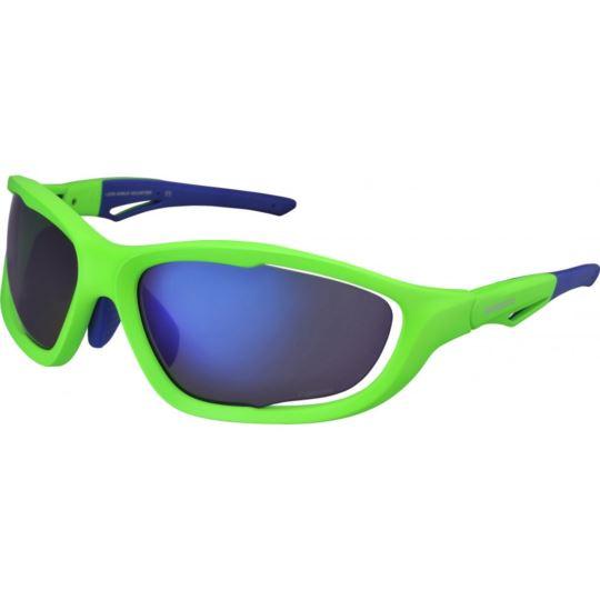 Okulary Shimano CE-S60X-PL oprawki ziel 2 szkła