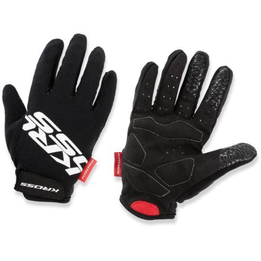 Rękawiczki Flow LF długie czarne S-M