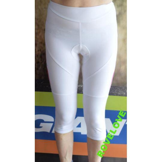 Spodnie damskie 3/4 bez szelek Lea