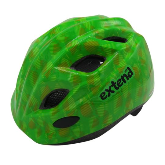 Kask EXTEND Buffy lime S/M (52-56cm)