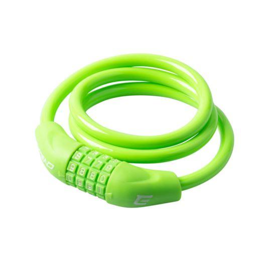 Zapięcie EXTEND linka Numeric 4, 10*1000mm green