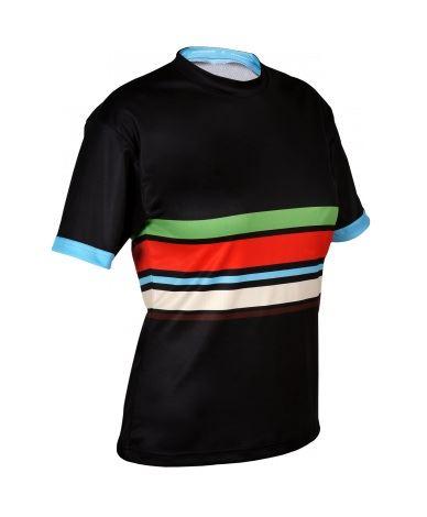 T-shirt row-sport damski czarna City L