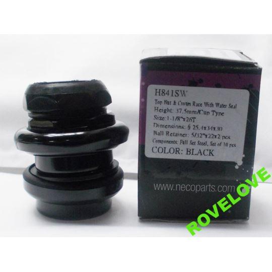 """Stery H841 stal NECO Box 1-1/8"""" czarne"""