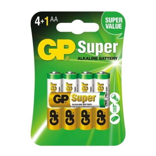 Bateria GP Alkaline AA