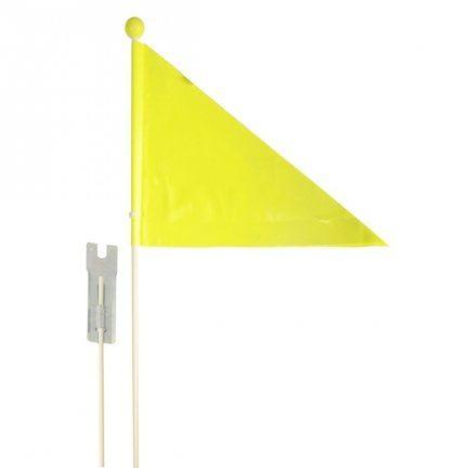 Flaga odblaskowa 1,5m