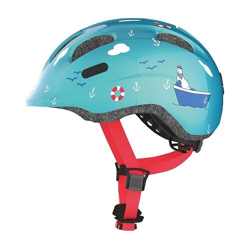 Kask Abus Smiley 2.0 turquise sailor rozmiar S i M