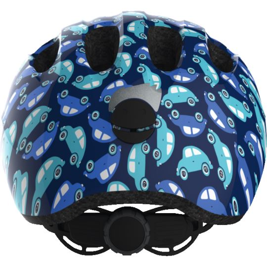 Kask Abus Smiley 2.0 blue car M