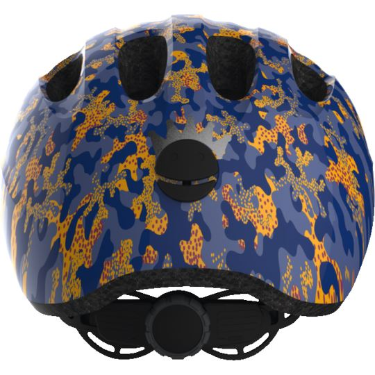 Kask Abus Smiley 2.0 camou blue S