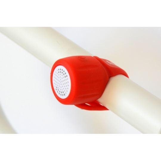 Dzwonek elektroniczny EXTEND Amplion czerwony