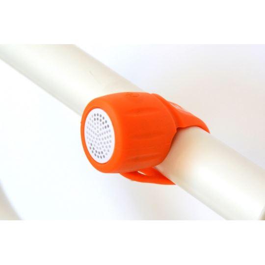Dzwonek elektroniczny EXTEND Amplion pomarańczowy