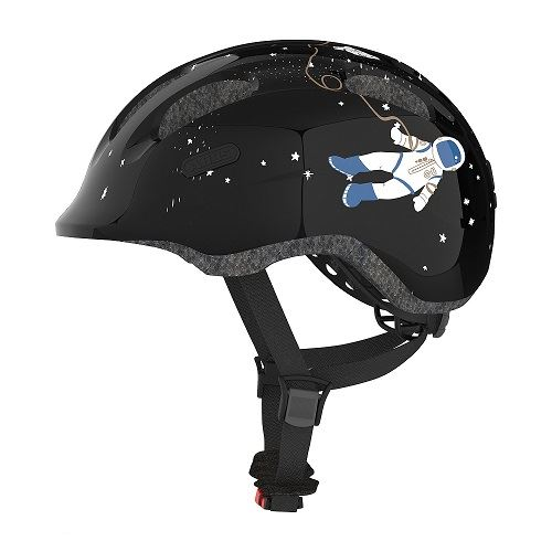 Kask Abus Smiley 2.0 black space S