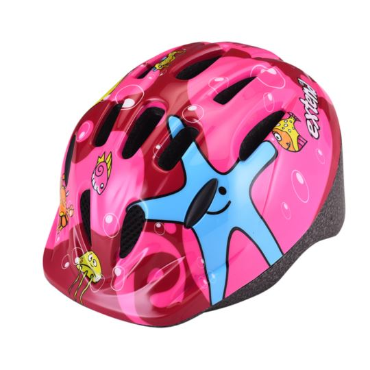 Kask EXTEND Lilly sea pink XS/S (47-51cm)