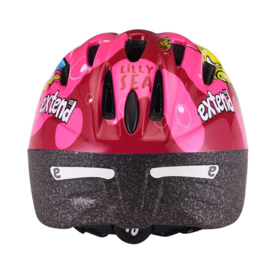 Kask EXTEND Lilly sea pink S/M (51-54cm)