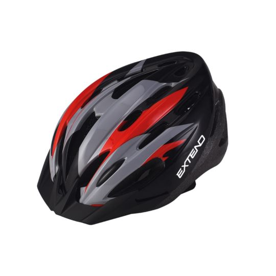 Kask EXTEND Element flamy red S/M (55-58cm)