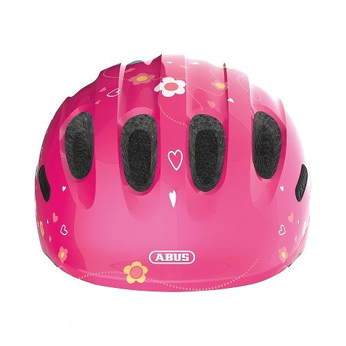 Kask Abus Smiley 2.0 pink butterfly M