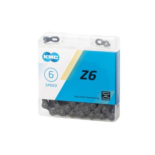 Łańcuch KMC Z6 (6-speed) 116 ogniw