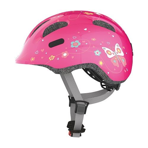 Kask Abus Smiley 2.0 pink butterfly S