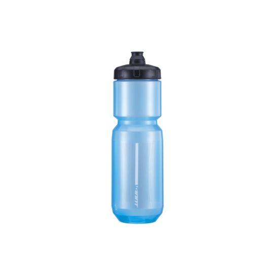 Bidon GIANT DoubleSpring 0,75L niebiesko-szary
