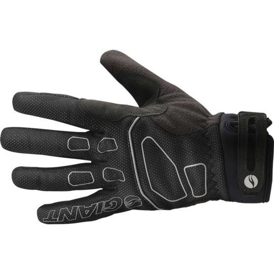 Rękawiczki GIANT Chilli, długie, czarne M