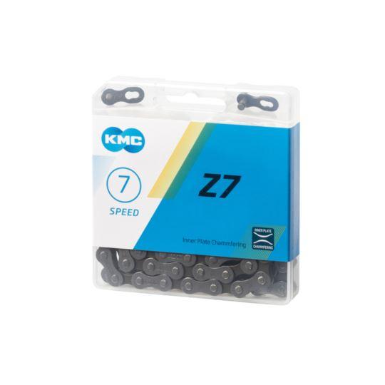 Łańcuch KMC Z7 (7-speed) 116 ogniw