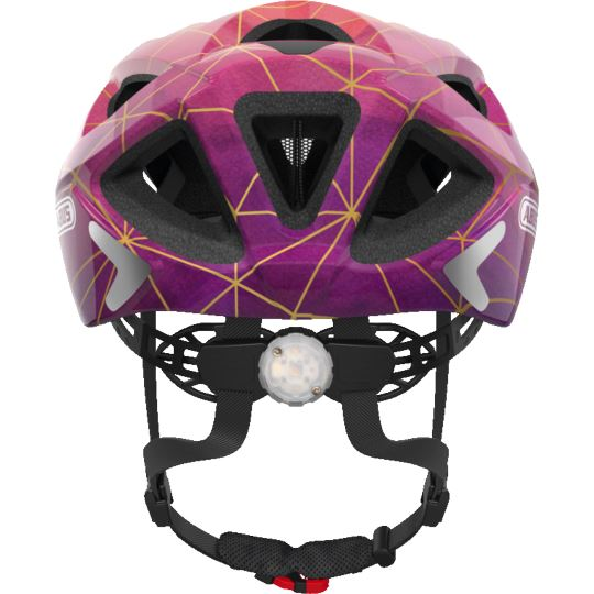 Kask Abus Aduro 2.0 gold prism S
